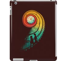 Journey of a thousand miles iPad Case/Skin
