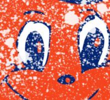Distressed Otto Syracuse University  Sticker