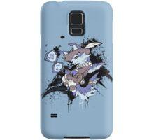 Midnight Lute Samsung Galaxy Case/Skin