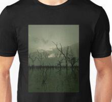 Misty Green Swamp Unisex T-Shirt