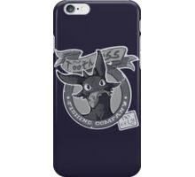 Toothless Fishing Company iPhone Case/Skin