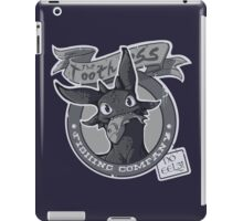 Toothless Fishing Company iPad Case/Skin