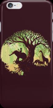 The jungle says hello by Budi Satria Kwan