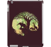 The jungle says hello iPad Case/Skin