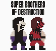 SUPER BROTHERS OF DESTRUCTION by Cat Games Inc