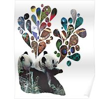 Noisey Pandas Poster