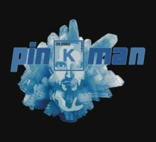 Pinkman Blue Crystal by Picshell80