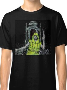 Neon Joe Werewolf Hunter Comic Classic T-Shirt