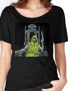 Neon Joe Werewolf Hunter Comic Women's Relaxed Fit T-Shirt