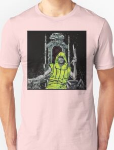 Neon Joe Werewolf Hunter Comic T-Shirt