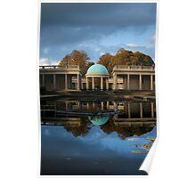 Eaton Park, Norwich Poster