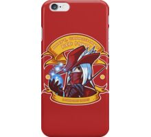 Adept, Charismatic Red Mage iPhone Case/Skin