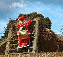 Merry Xmas . by Antoinette B