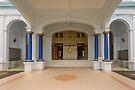 Sultan Ibrahim Mosque - 2 by Werner Padarin