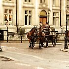 Old London by Richard Eijkenbroek