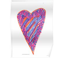 My Perfect Heart Poster