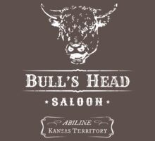 Bull's Head Saloon by jabbtees
