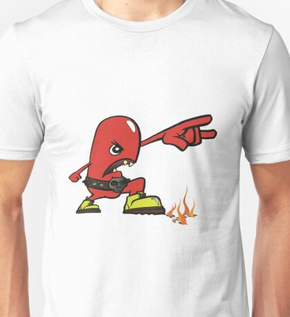 MR TED BEAN  Unisex T-Shirt