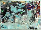 Birdy Blue by Diane  Kramer
