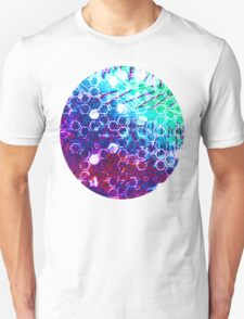 honeycomb effect Unisex T-Shirt