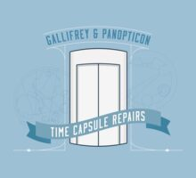 Time Capsule Repairs services! by Bazookoidben