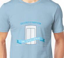 Time Capsule Repairs services! Unisex T-Shirt