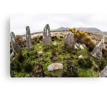 Ardgroom Outward Stone Circle Canvas Print