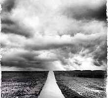 Road by Christophe Besson