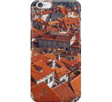 Dubrovnik rooftops iPhone Case/Skin