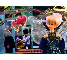 The Love Barbie Photographic Print