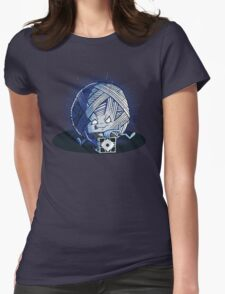Hell Ball Womens Fitted T-Shirt