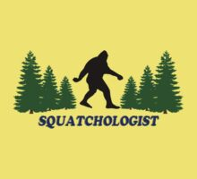 Squatchologist  by thebigfootstore