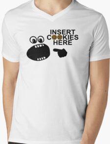 Love Cookies Mens V-Neck T-Shirt