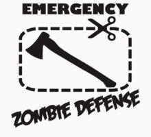 Emergency Zombie Defense by SeijiArt