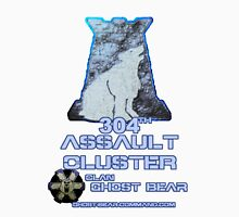Clan Ghost Bear 304th Assault Cluster Unisex T-Shirt