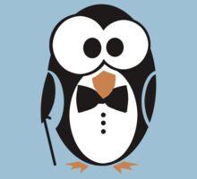 Sir Penguin One Piece - Short Sleeve