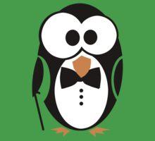 Sir Penguin Baby Tee