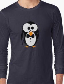 Sir Penguin Long Sleeve T-Shirt