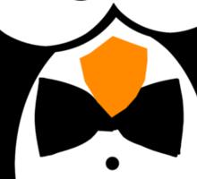 Sir Penguin Sticker
