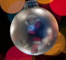 Web Santa North Pole by Harv Churchill