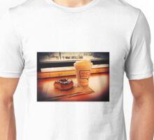 Saturday at Dunkin Donuts  Unisex T-Shirt