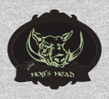The Hog's Head by PaulRoberts