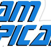 Team Picard  Sticker