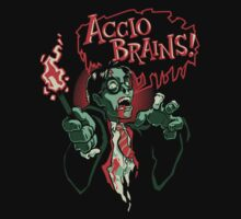 Accio brains! by Nellow