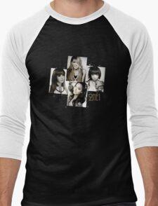 2NE1 Men's Baseball ¾ T-Shirt