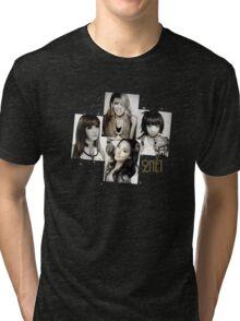 2NE1 Tri-blend T-Shirt