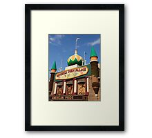 Corn Palace Framed Print