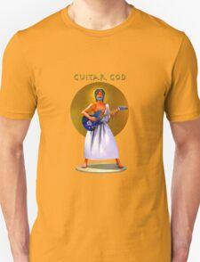 Guitar God Unisex T-Shirt