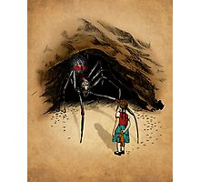 Consultation with the Spider Queen Photographic Print