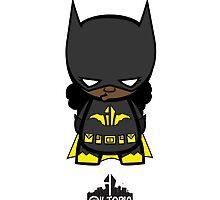 Batgirl by stuckonaneyelnd